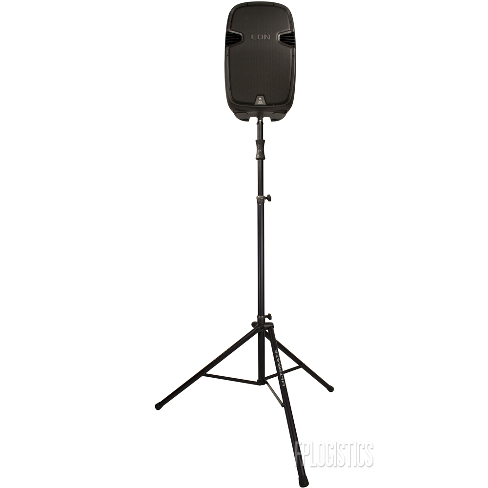 Ultimate Support Ts 110b Extra Tall Air Powered Speaker