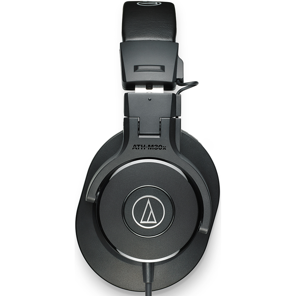 audio technica ath m30x professional monitoring headphones ebay. Black Bedroom Furniture Sets. Home Design Ideas